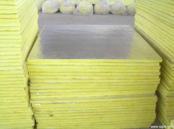 供应玻璃棉卷毡